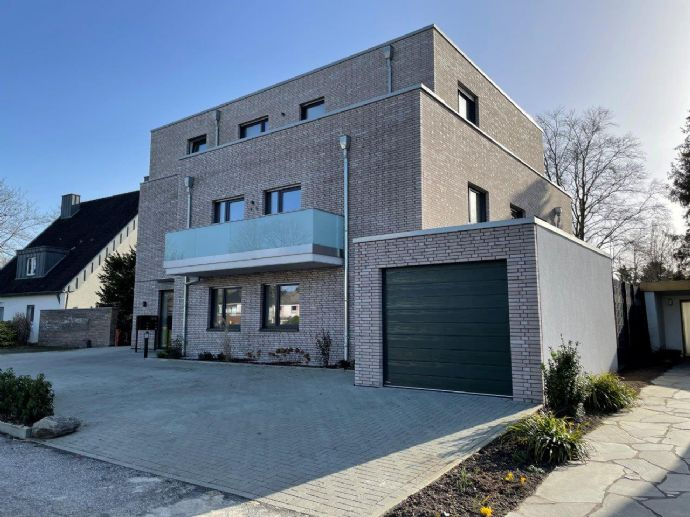 Erstklasige Neubauwohnungen in Moers, barrierefrei, 1. OG