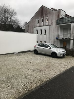 Tholey Garage, Tholey Stellplatz