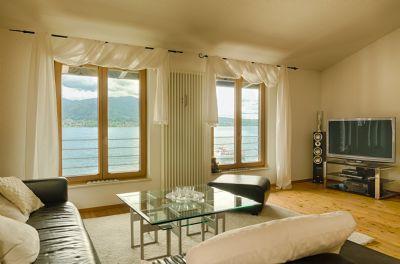 Großzügiges Penthouse an der Marina in Tegernsee