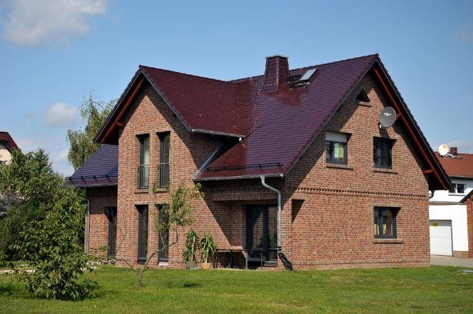 Klassisches Landhaus auf großem Grundstück in der Nähe von Vetschau - Neubau