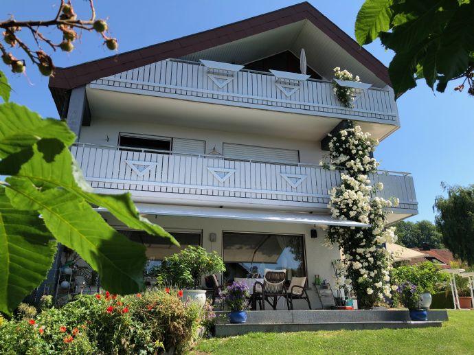Einfamilienhaus mit Ferienappartements in Kressbronn