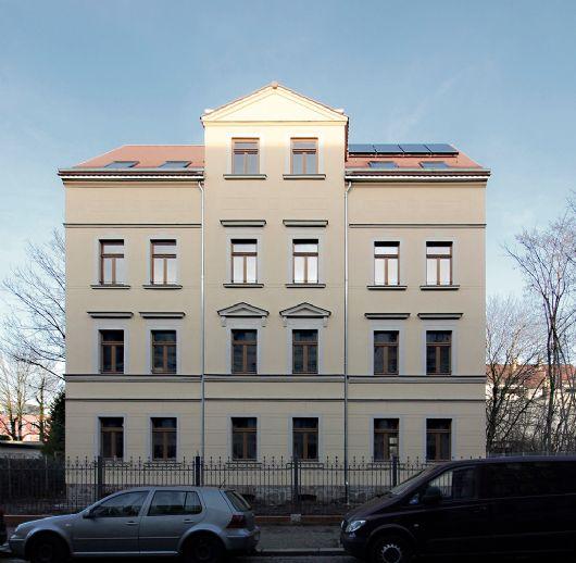 KAPITALANLAGE BERLIN Saniertes Gründerzeit Zinshaus