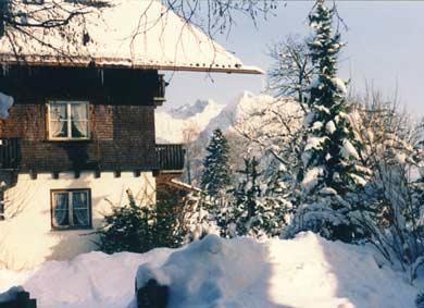 Haus Anton - Ferienwohnung 2