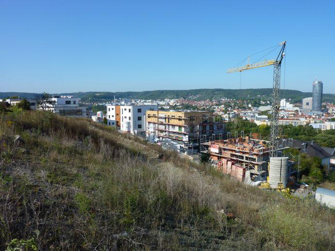 Über den Dächern von Jena ! Hochwertige Doppelhaushälfte mit herrlichem Stadtblick