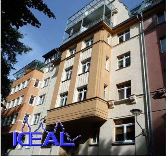 1 Zimmer Wohnung in Plauen (Stadtmitte)