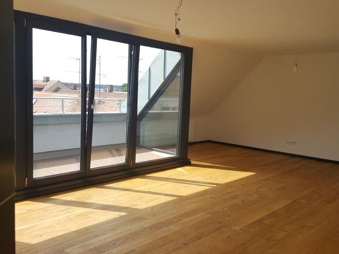 3-Zimmer-Wohnung mit Terrasse in Erlangen Innenstadt