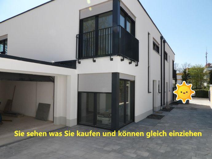 Rohbau erstellt - Ruhige Citylage Ottobrunn