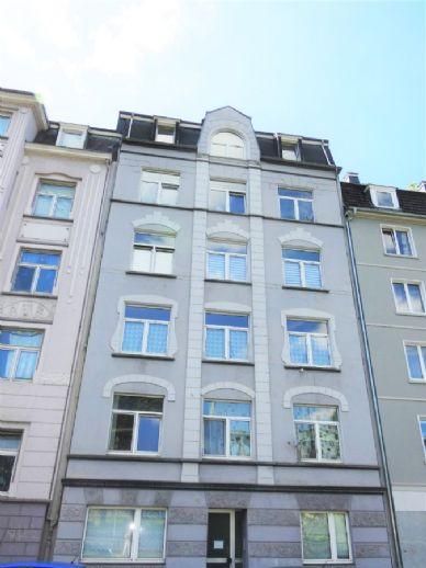 Großzügig geschnittene 4-Zimmer Dachgeschosswohnung in Wuppertal!!!