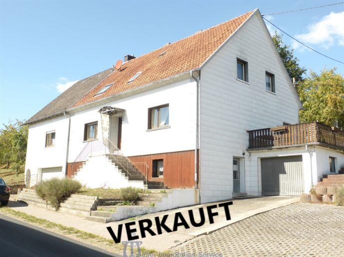 Freistehendes 1- bis 2-Familienhaus Nähe Gersheim