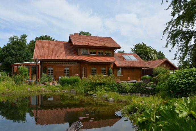 Exklusives Anwesen auf traumhaftem Grundstück im Wendland