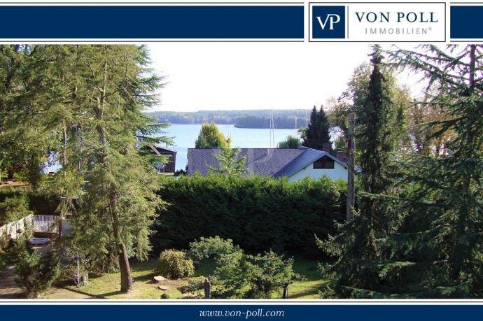 Wasserblick auf die Havel - Klassischer 30er Jahre Würfel mit großem Grundstück
