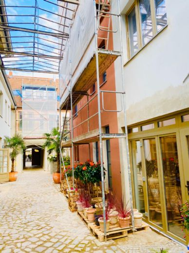 Traumwohnung - Altbauwohnung - 2 Dachterrassen - modernisiert und restauriert