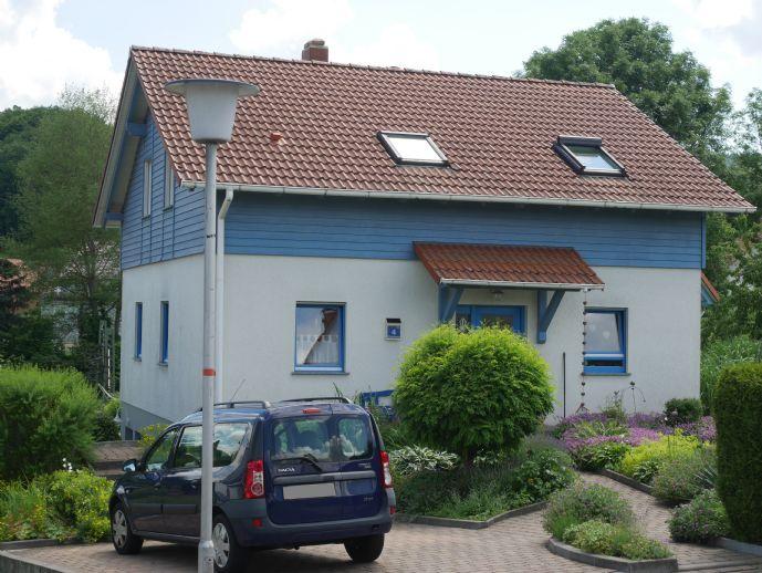 Attraktives Niedrigenergiehaus mit Einliegerwohnung zu verkaufen