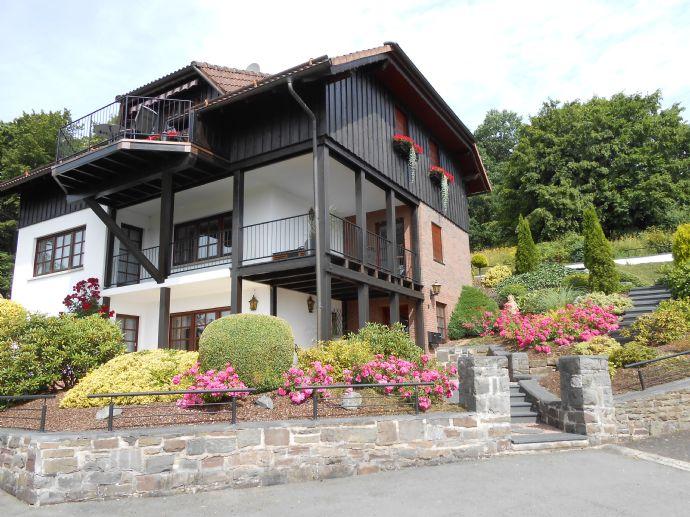 2-Zimmer-Maisonette-Wohnung in Allendorf/Haine incl. Garage