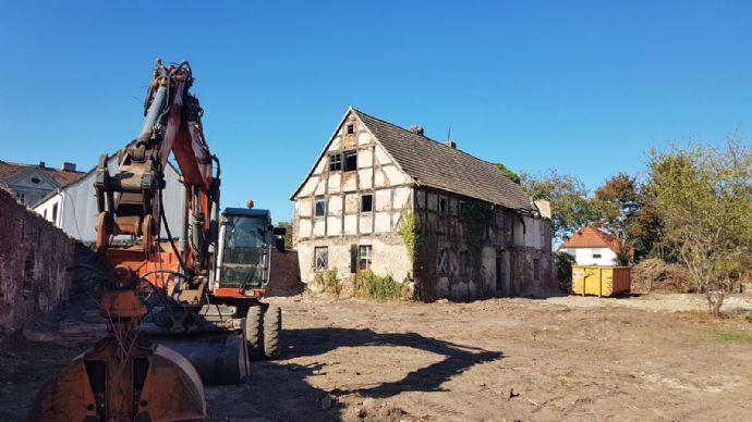 Baudenkmal (ehm. Fachwerkwohnhaus) zu verkaufen