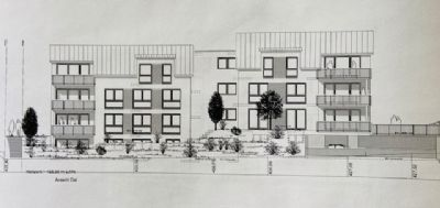 Perfektes Baugrundstück mit GENEHMIGTEM Baugesuch und 719 qm Wohnfläche - provisionsfrei