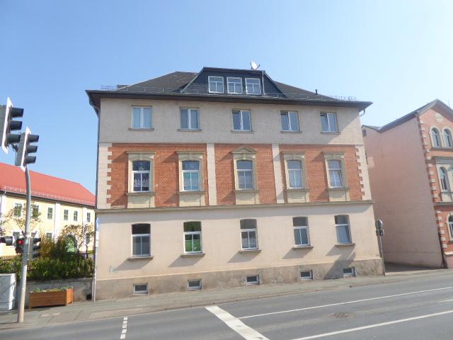RESERVIERT ! Komplett vermietetes, saniertes Mehrfamilienhaus in zentraler Lage von Saalfeld
