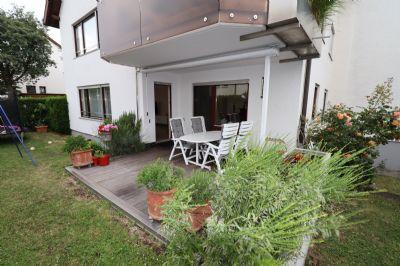 HEUMADEN Einzigartige mediterrane 5 Zimmer Wohnung mit  eigenem Garten, großer Hobbyraum und Garage