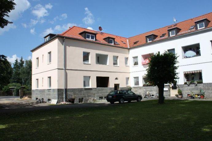 Dachgeschosswohnung m. sichtbaren Balken