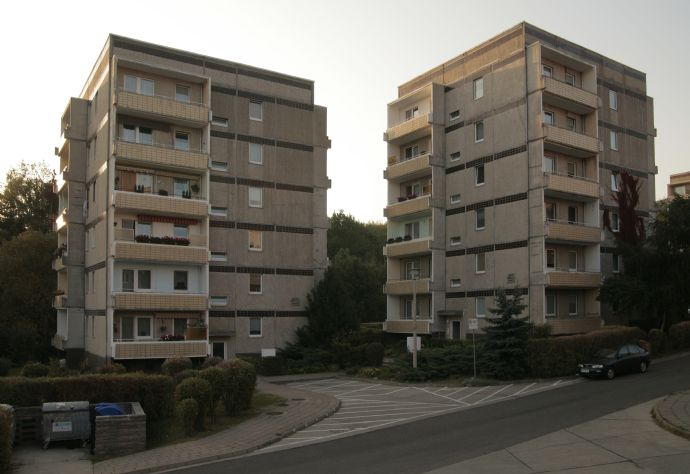Singlewohnung mit Balkon in Waldnähe
