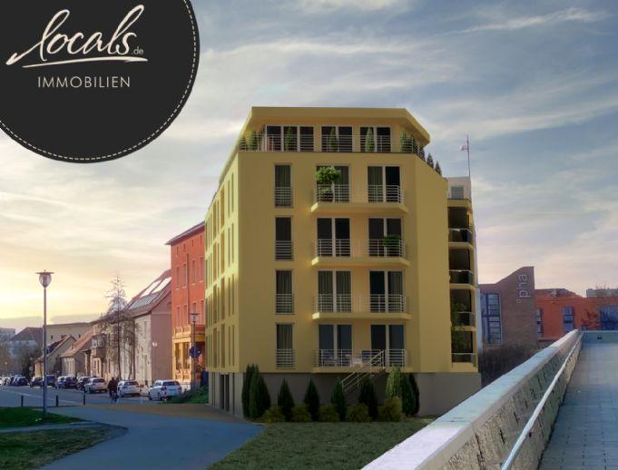 Exklusives Penthouse mit Wasserblick und