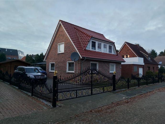 Hübsches saniertes Einfamilienhaus mit Garten in Weener zu verkaufen