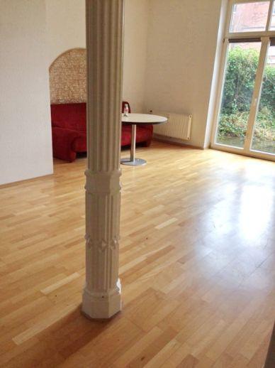 3 Zimmer Wohnung / Terrasse/ kl. Garten / teilmöbliert oder möbliert möglich/ eig. Eingang/ Bahrenfeld/ gegenüber Marzipan Fabrik
