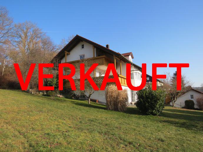 Sonne pur, gepflegtes Einfamilienhaus mit ELW Krumbach OT Attenhausen