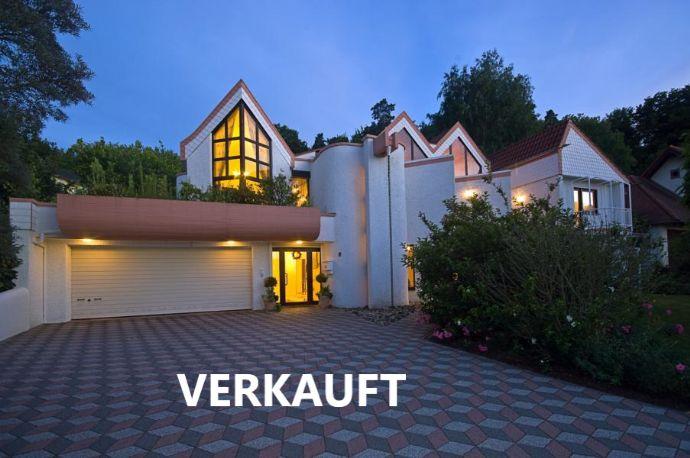 Luxuriöses Wohnhaus im mediterranen Stil Nähe Homburg