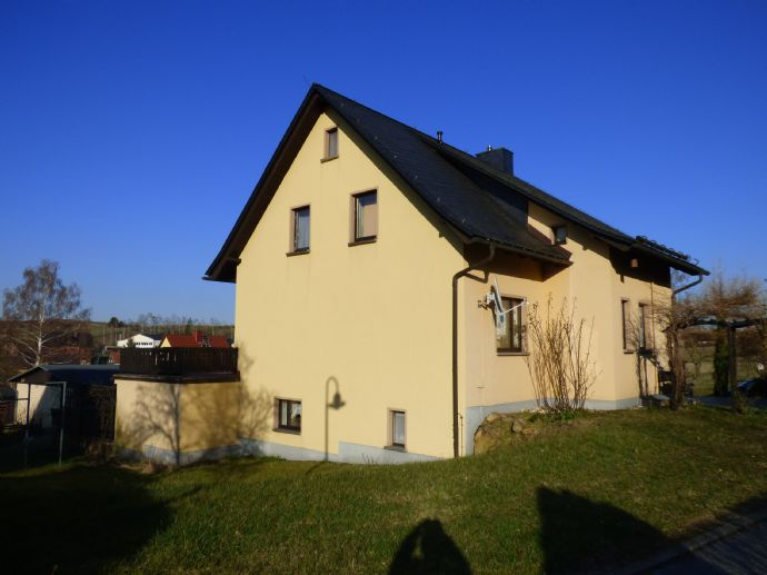 EFH in Sebnitz OT Hinterhermsdorf