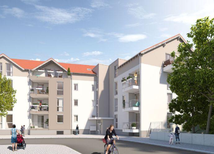Kapitalanleger aufgepasst 1- ZKB im Neubauprojekt Ludwigshafen Burgundenhof
