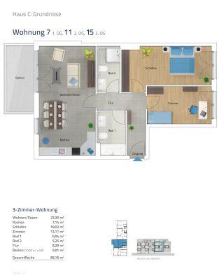 wohnung zum wohlf hlen in stilvollem ambiente mit zwei b der in rastatt etagenwohnung rastatt. Black Bedroom Furniture Sets. Home Design Ideas
