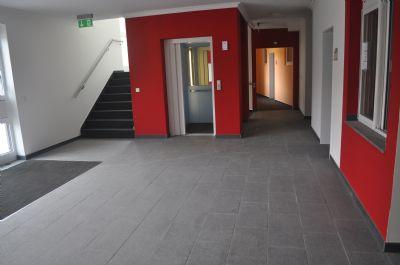Eingangsbereich - Aufzug - Empfang