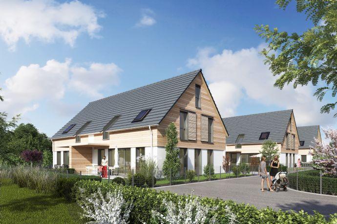 Neubau (KfW 40 oder 40+Standard) in Donaustauf -Wohn(T)raum an der Donau - Haus 1b
