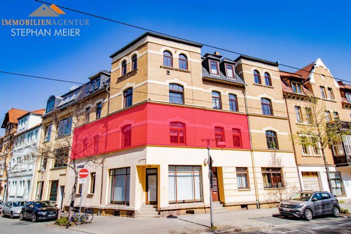 Wenigenjena Zentrumsnahe 3-Raum-Wohnung Kellerabteil Gute