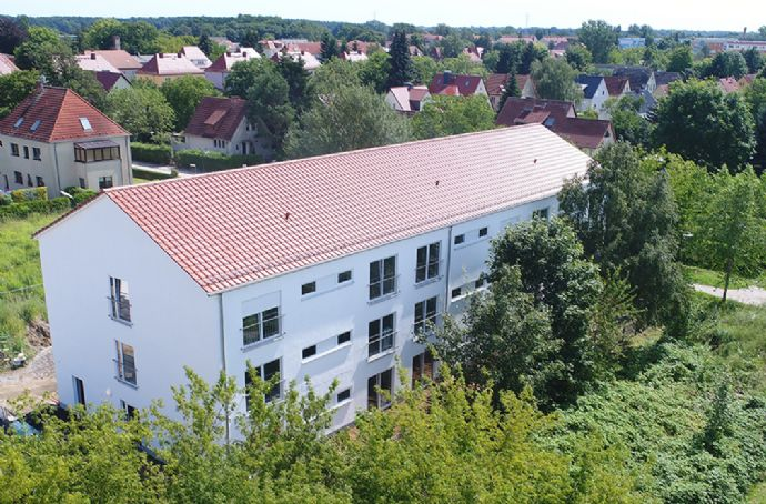 2 Zimmer Apartment in ruhiger zentraler Lage in Neuruppin