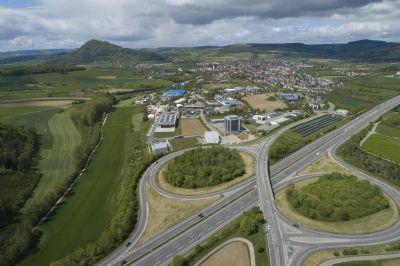 Engen Industrieflächen, Lagerflächen, Produktionshalle, Serviceflächen