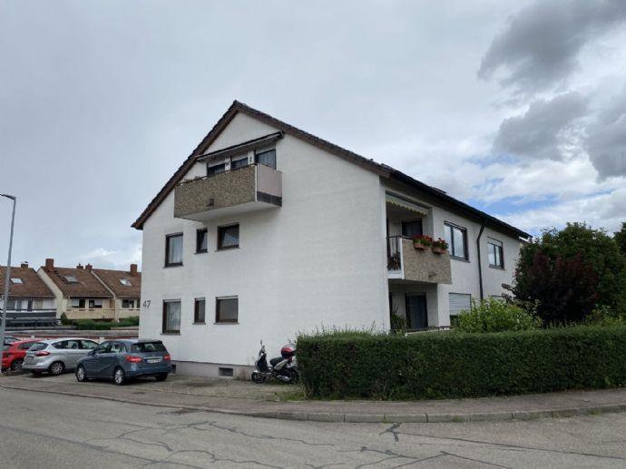 4 Zimmer Dachgeschoss- Wohnung mit