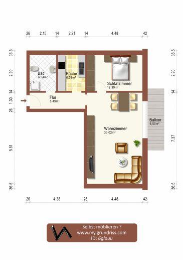 2 Zimmerwohnung in Hahnenklee