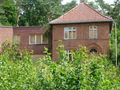 Eulenhaus mit Anbau