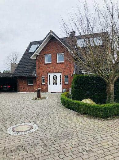 Herrliches Wohnen in Sauensiek - Courtage 3,25 % - Pool - Schöner Garten - Carport