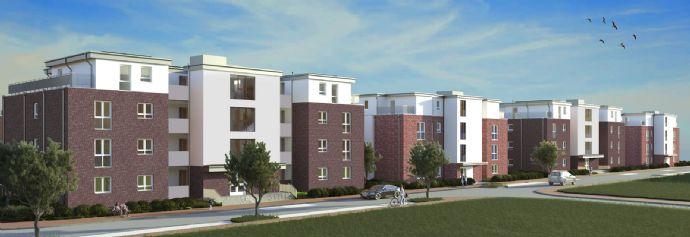 Behn12W11 - Neubau! - Licht & Luft DG 3 Raum-Wohnung in Lohbrügge