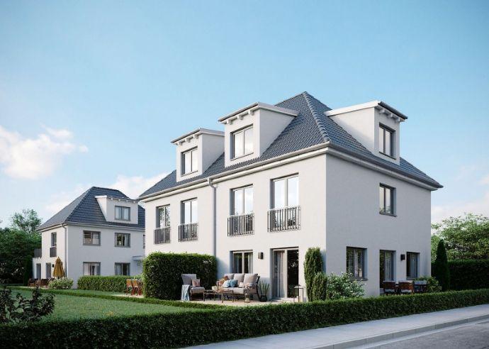 Neubau - Familienfreundliche DHH mit zwei Terrassen