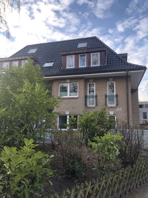 Hochwertige Neubau Maisonette Wohnung mit Terrasse zu vermieten