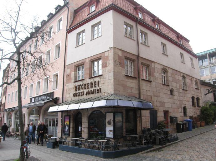 Appartement in der Sebalder Altstadt