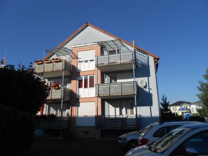 2-Zimmer-Wohnung mit Balkon in Biederitz zu vermieten