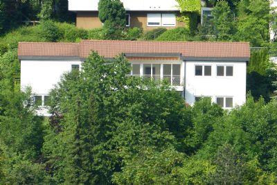 Ansicht vom Einfamilienhaus