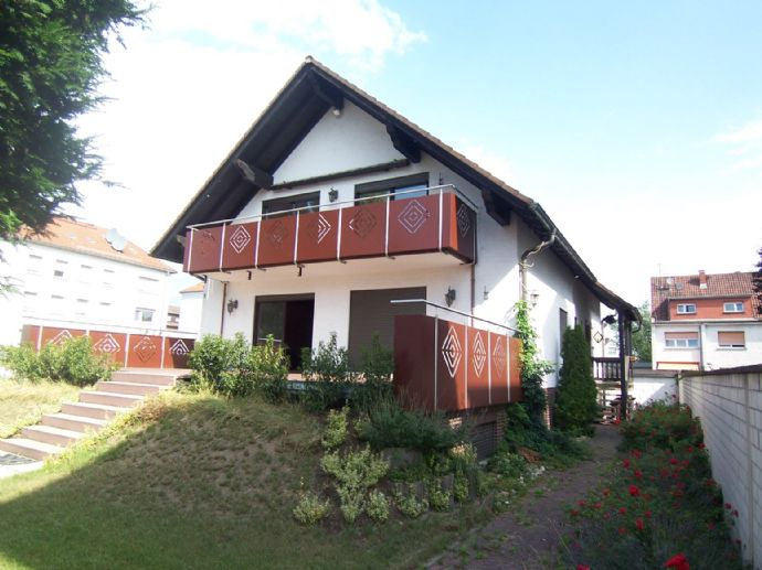 Rustikales 2 Familienhaus im Landhausstil mit ELW