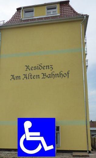 Erstbezug auch rollstuhlgerecht Wittenberg wie Neubau