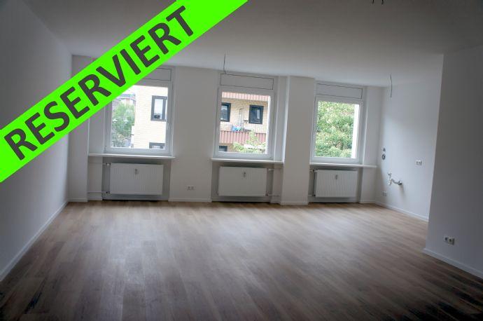 *RESERVIERT* Schöne helle komplett sanierte 3,5 Raum Wohnung in Oberhausen Sterkrade-Mitte